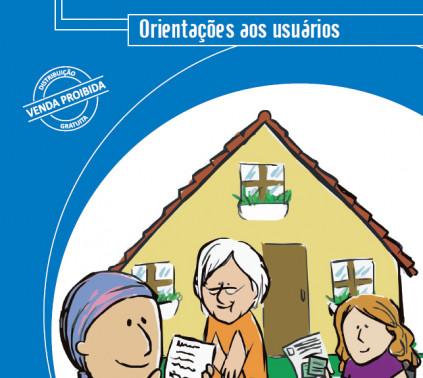 Cartilha Direitos Sociais da Pessoa com Câncer.