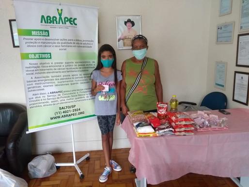 Salto–Em comemoração ao Dia Internacional da Mulher mulheres atendidas pela ABRAPEC são homenageadas