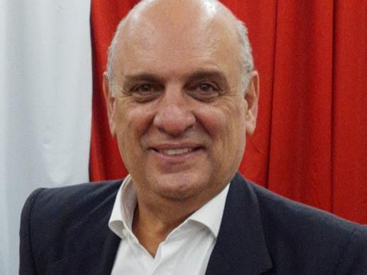 São Paulo – Cesar Romão parabeniza a ABRAPEC em evento realizado da API.