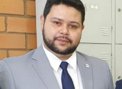 Campo Grande – Dr. Nadir Alcides Oliveira Junior , Advogado em um vídeo parabeniza a ABRAPEC.