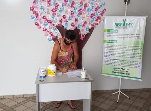 Jaboticabal – Entrevistas virtuais sobre a Prevenção do CA de Mama serão inseridas nas redes sociais