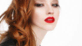 Bright Red Lipstick