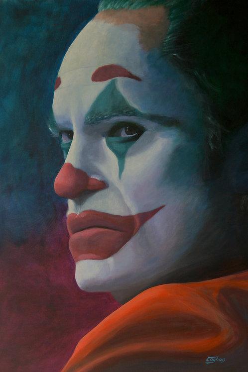 SOLD - The Joker meets Murray