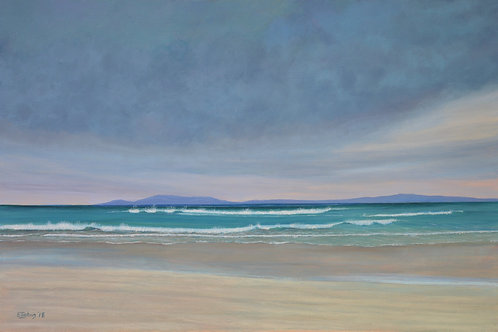 Giclee Print of Streedagh Wave