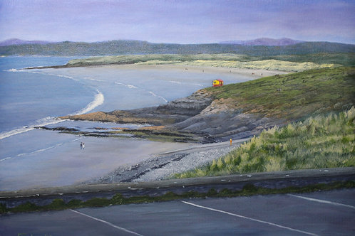 Giclee Print of Rosses Point View