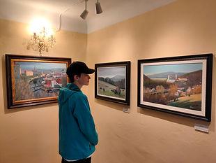 paintings with Ru.jpg