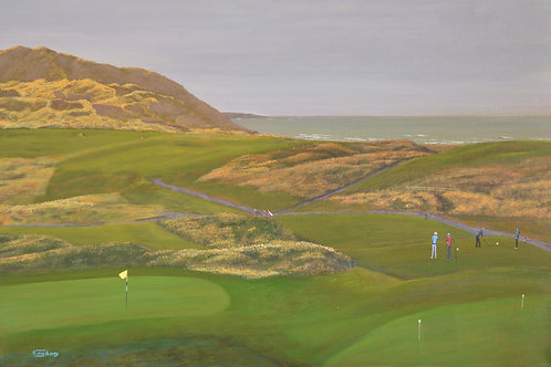 Giclee Print of The Great Dune, Strandhill