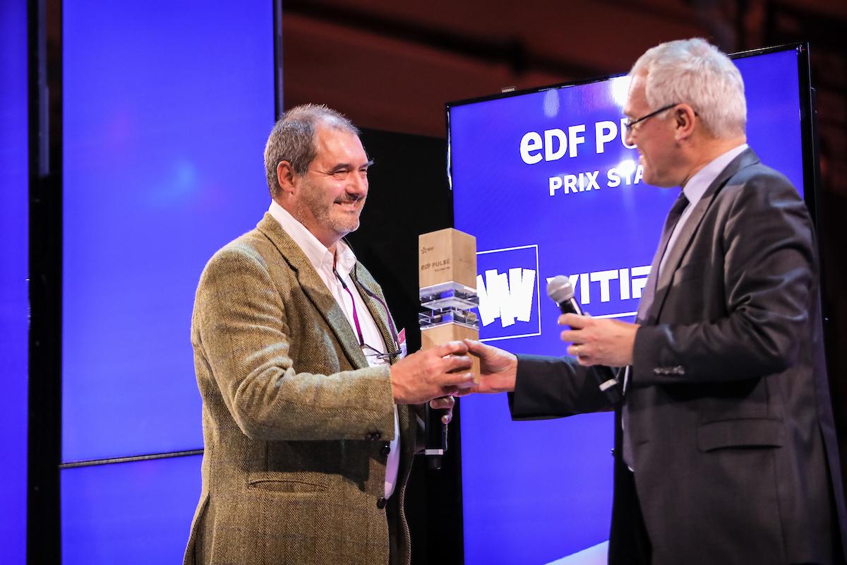 Jean Bernard Levy PDG EDF