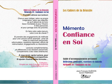 (19) Mémento CONFIANCE EN SOI