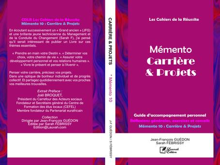 (10) Mémento CARRIÈRE & PROJETS