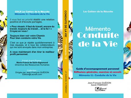 (12) Mémento CONDUITE DE LA VIE