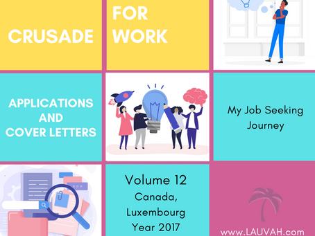 (12) Crusade for Work
