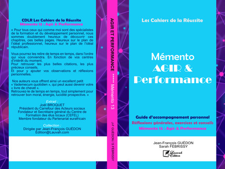 (13) Mémento AGIR & PERFORMANCE