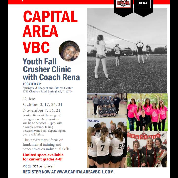 CAVC Fall Crusher Clinic