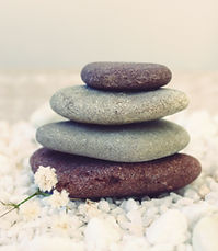 Tower of stones, ThetaHealing, mind-body energy healing, transformational healing, shift limiting thoughts, release subconscious beliefs, beliefs, theta brainwave state, gentle energy healing
