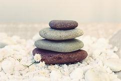 Calming stones