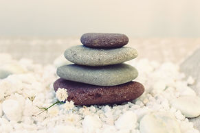 Une tour de pierres