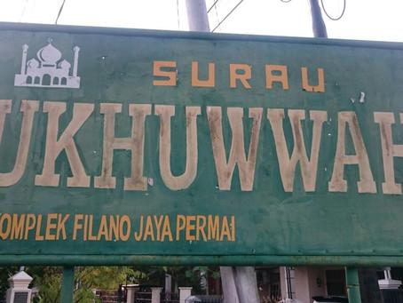 Pelatihan Sholat Khusyu di Surau Ukhuwwah Padang