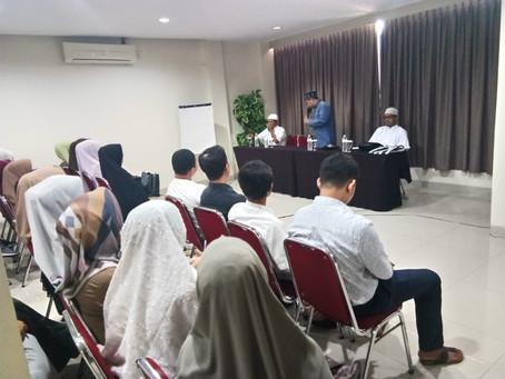 Kajian Duha di Hotel Rangkayo Basa Padang