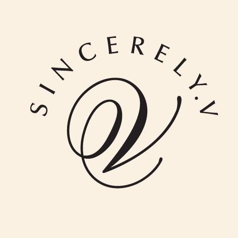 Sincerely V