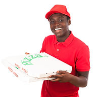 Dayrah Solutions Delivery Boy