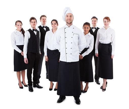 Dayrah Solutions Restaurant Team