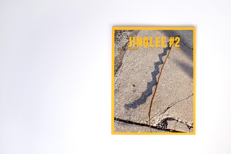 JINOLEE #2 Cover