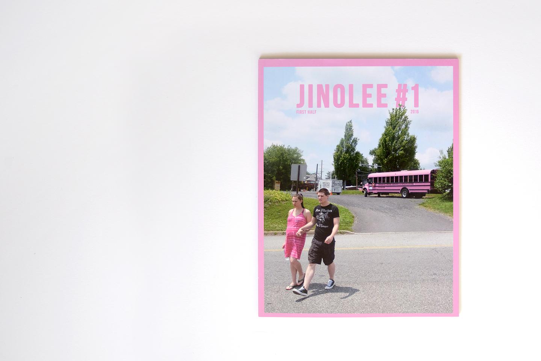 JINOLEE #1 Cover