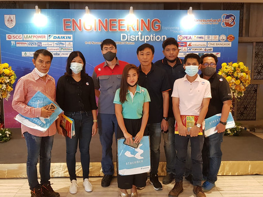 Visited National Engineering 2020 (ENGINEERING FOR SOCIETY; Engineering Disruption)