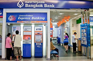 Bank Branch Building