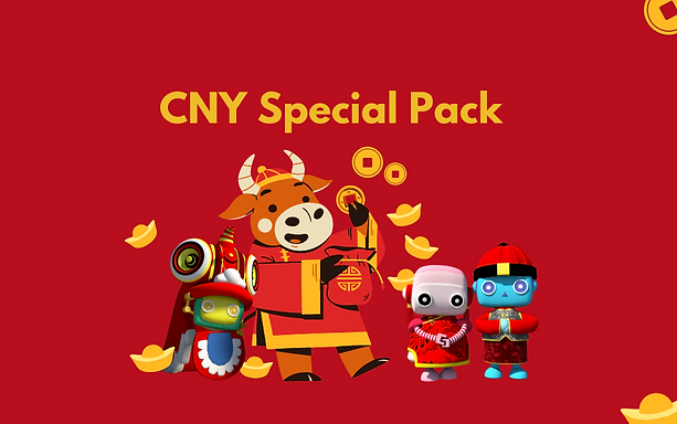 KG CNY Special Pack