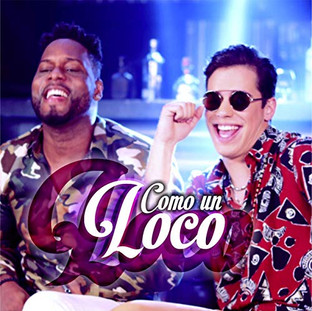 Como Un  Loco ft. Martin Machore