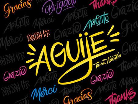 Aguije! Nuevo álbum de Tierra Adentro de Paraguay