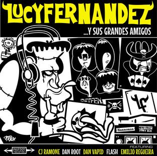 LucyFernandez ft. CJ Ramone