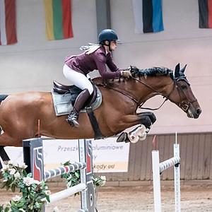 Cracovia Szary Equestrian Show 2020 1st week