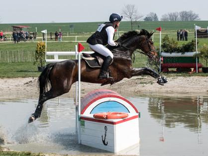 Strzegom Horse Trials, udany początek sezonu
