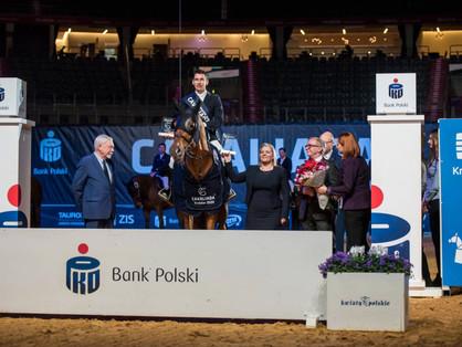 Krzysztof Ludwiczak zwycięża w Grand Prix Cavaliada Kraków!