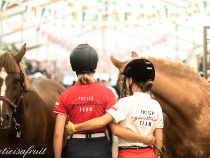 Ruszają Mistrzostwa Europy Pony!