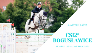 CSI2* Bogusławice - Save the date!
