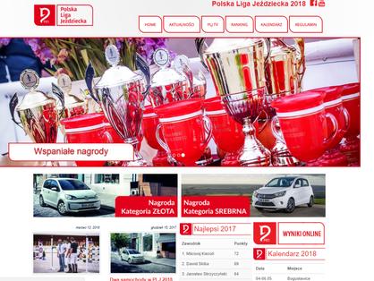 Polska Liga Jeździecka 2018