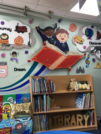 KS1 Library Installation