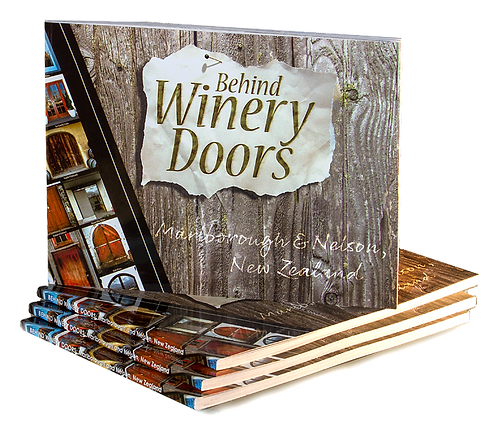 Behind Winery Doors book