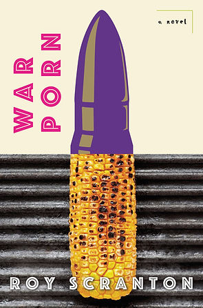 corn, best book cover, Kapo Ng
