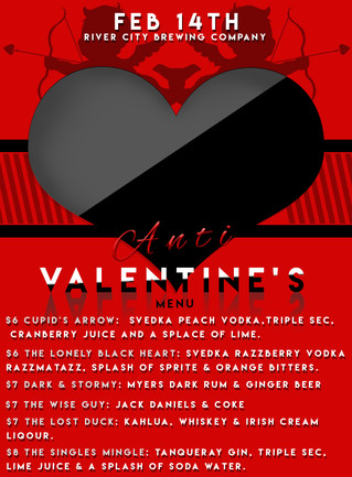 Singles & Anti-Valentine's Day Party