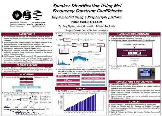 Speaker Identification Using Mel Frequency Cepstrum Coefficients