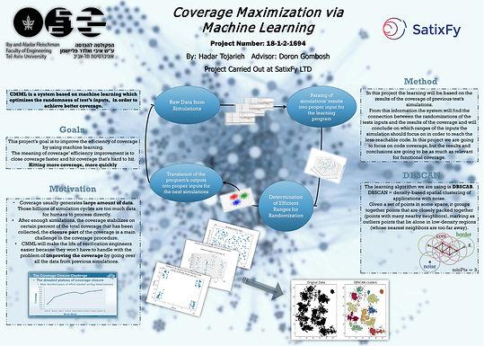 Coverage Maximization via Machine Learning