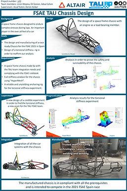 FSAE TAU Chassis Design