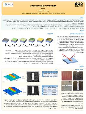 תכנון וייצור מערך אנטנות מקוצרות