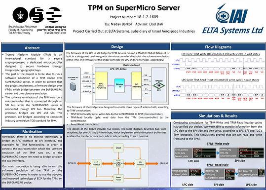 TPM on SuperMicro Server