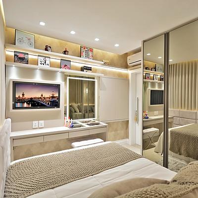 Dormitório da Jovem Advogada